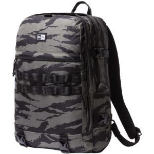 ニューエラ バッグ リュックサック スマートパック タイガーストライプカモオリーブ ブラック New Era Bag Back Pack Smart Pack Tiger Stripe Camo Olive|cio