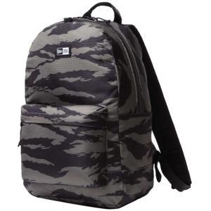 ニューエラ バッグ リュックサック ライト パック タイガーストライプカモオリーブ ブラック New Era Bag Back Pack Light Pack Tiger Stripe Camo Olive|cio