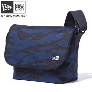 ニューエラ バッグ ショルダーバッグ タイガーストライプカモネイビー ブラック ホワイト New Era Bag Shoulder Bag Tiger Stripe Camo Navy Black White cio