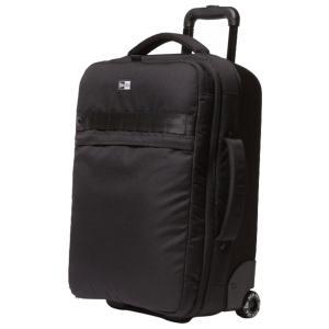 ニューエラ バッグ キャリーバッグ ホイールバッグ ブラック ホワイト New Era Bag Trolly Bag Wheel Bag Black White|cio