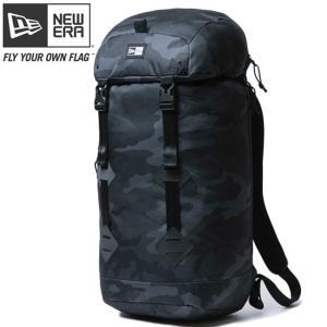ニューエラ バッグ リュックサック ラックサック ウッドランドカモブラック ブラック ホワイト New Era Bag Back Pack Rucksack Woodland Camo Black Black|cio