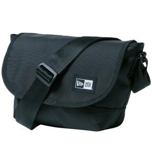 ニューエラ バッグ ショルダーバッグ ミニ ブラック ホワイト New Era Bag Shoulder Bag Mini Black White|cio