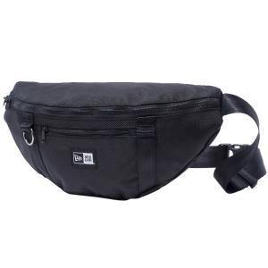 ニューエラ ウエストバッグ ブラック New Era Waist Bag Black|cio