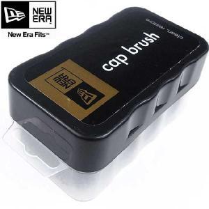 ニューエラ キャップブラシ ブラック NewEra Cap Brush Black|cio