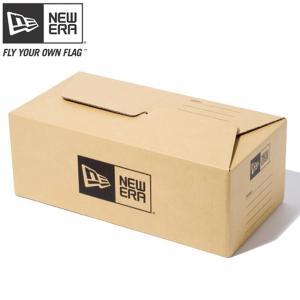 ニューエラ 収納用段ボール ベージュ ブラック New Era Corrugated Paper Box For Storage Beige Black|cio