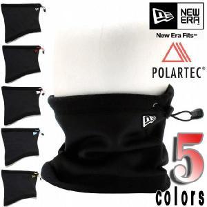 ポーラテック×ニューエラ フリースネックウォーマー 5カラーズ POLARTEC×New Era Fleece Neck Warmer 5 Colors cio