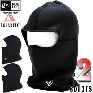 ポーラテック×ニューエラ フリースフェイスマスク 2カラーズ POLARTEC×New Era Fleece Face Mask 2Colors|cio