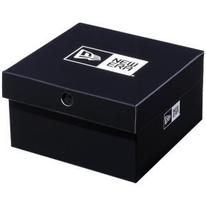 ニューエラ ギフトボックス ブラック ホワイト New Era Gift Box Black White|cio