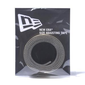 ニューエラ キャップ&ハットサイズ調整テープ グレー New Era Cap & Hat Size Adjusting Tape Gray|cio