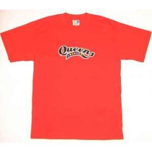 【SALE】NEW YORK SUBWAY LINE S/S TEE Queens Red ニューヨークサブウェイライン S/S Tシャツ クイーン レッド|cio