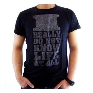 ヌーディージーンズ ガストン ライフ S/S Tシャツ ブラック Nudie Jeans GASTON LIFE S/S TEE Black|cio