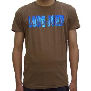 ヌーディージーンズ フリッツ ロング ジョン S/S Tシャツ ブラウン NUDIE JEANS FRITZ LONG JOHN S/S TEE 130443 Brown|cio