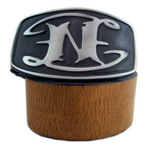 【SALE】NUDIE JEANS IRON N LEATHER BELT 180118 Natural ヌーディージーンズ アイロン N レザー ベルト 180118 ナチュラル|cio