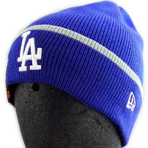 ニューエラ ニットキャップ ポップ カフ ニット ロサンゼルス ドジャース チームカラー New Era KNIT CAP Pop Cuff Knit LosAngeles Dodgers TeamColor|cio