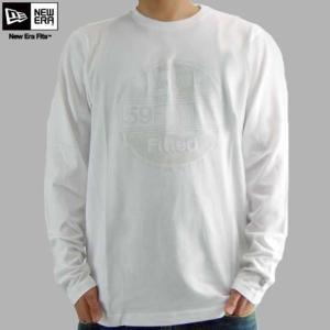 ニューエラ L/S Tシャツ コア ベーシック ロングスリーブ ティー ホワイト/ホワイト New Era L/S TEE Shirts CORE BASICS LONG SLEEVE TEE White/White|cio