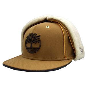 ニューエラ×ティンバーランド キャップ ダブ ドッグイヤー ウィート/ブラウン New Era×Timberland Cap DABU DOGEAR Wheat/Brown|cio