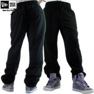 ニューエラ トラック パンツ コースター ブラック/ブラック ダズル New Era TRACK PANTS COASTER Black/Black Dazzle|cio