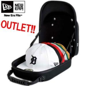 【訳ありアウトレット】ニューエラ キャップ キャリアー 6パック ブラック 【outlet】New Era CAP CARRIER 6-Pack Black|cio