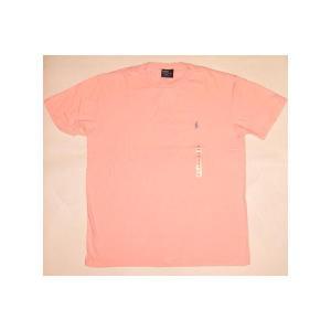 【SALE】POLO RALPH LAUREN S/S TEE Pink ポロラルフローレン S/S Tシャツ ピンク|cio