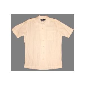 POLO RALPH LAUREN S/S SHIRTS Silk White ポロ ラルフローレン S/S シャツ シルク ホワイト|cio