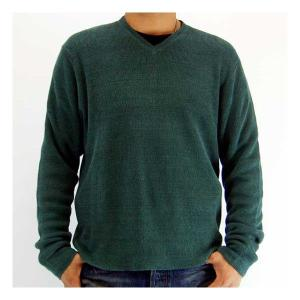 【SALE】Polo Ralph Lauren V Neck Knit Sweater 0127406 IN CLASSIC2 Green ポロ ラルフローレン ブイネックニットセーター イン クラシック2 グリーン|cio