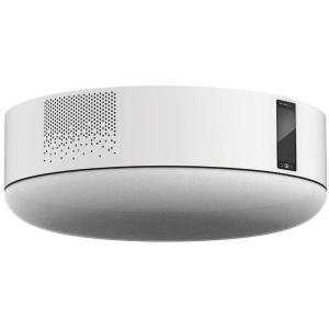 ポップインアラジン プロジェクター・スピーカー内蔵 LEDシーリングライト スマートライト PA18U02VN ホワイト popIn Aladdin Smart Light Projector Speaker|cio