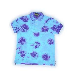 POLO RALPH LAUREN RUGBY S/S POLO SHIRT PURPLE&SKY BLUE×PINK ポロ ラルフローレン ラグビー S/S ポロシャツ パープル&スカイブルー/ピンク|cio