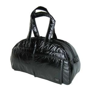 PORTER×Yamazaki Masayoshi Boston Bag Moonlight Black ポーター×山崎まさよし ボストンバッグ ムーンライト ブラック|cio