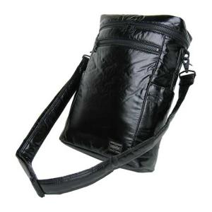 PORTER×Yamazaki Masayoshi Shoulder Bag Syoudar Black ポーター×山崎まさよし ショルダーバッグ 背負うだー ブラック|cio