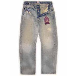 Prps Dark P29P01DD Denim Pants Blue Stone Wash ピーアールピーエス デニムパンツ ブルーストーンウォッシュ|cio