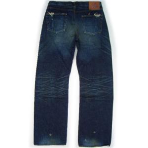 Prps P35PO1I BASIC Denim Pants Indigo Blue ピーアールピーエス P35PO1I デニムパンツ インディゴ ブルー|cio