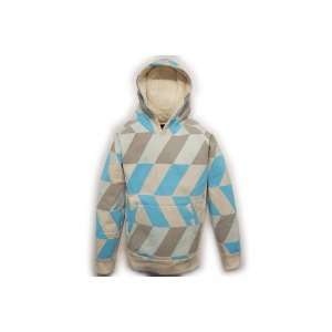 RED CLAY VIEW FROM ABOVE HOODIE Natural/Blue/Gray レッドクレイ ビュー フロム アバーヴ フーディー ナチュラル/グレー/ブルー|cio