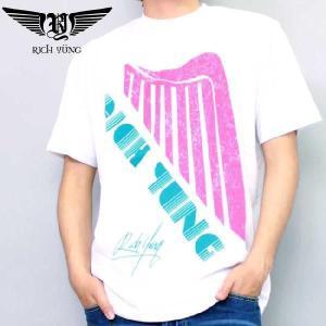 【SALE】リッチ ヤング S/S Tシャツ RY-SP10-06 ホワイト RICH YUNG S/S TEE RY-SP10-06 White|cio