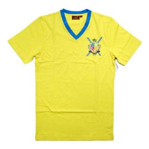 【SALE】RICH YUNG RY-SP08-55 KING OF THE V'S S/S TEE Blazinng Yellow リッチヤング キングオブザVネック S/S Tシャツ ブラジリアンイエロー|cio