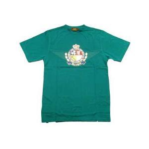 【SALE】リッチヤング ソサエティークレスト S/S Tシャツ グリーン Rich Yung RY SP 101 SOCIETY CREST Guac Green|cio