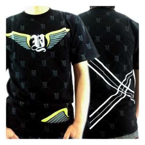 【SALE】RICH YUNG Flock S/S TEE Black リッチヤング フロック S/S Tシャツ ブラック|cio