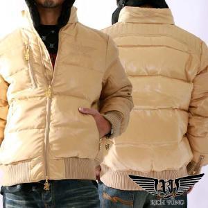 【SALE】リッチヤング ダウン ジャケット RY-2007 トラディション (ベージュ) RICH YUNG Down Jacket RY-2007 Beige|cio