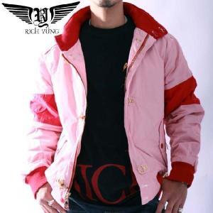 【SALE】リッチヤング ジャケット レッド RYH-WCNJKT01 RICH YUNG Jacket Red|cio