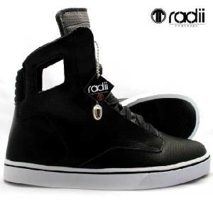 ラディアイ フットウェア ノーブル FM1026 ブラック パフ Radii footwear NOBLE FM1026 Black Perf|cio
