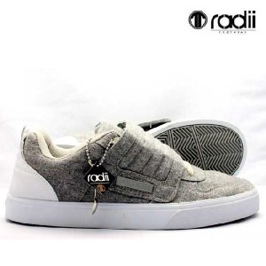 ラディアイ ECTO-1 FM1020 グレー ウール Radii footwear ECTO-1 FM1020  Grey(Gray) Wool|cio
