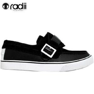 ラディアイ EL キャピタン ブラック ブラック ホワイト radii EL CAPITAN Black Black White|cio
