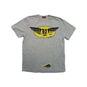 RICH YUNG Batman S/S TEE Gray/Yellow&Black リッチヤング バットマン S/S Tシャツ グレー/イエロー&ブラック|cio