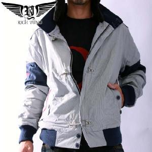 リッチヤング ジャケット ヨット ブルー RYH-WCNJKT01 RICH YUNG Jacket YACHT BLUE|cio