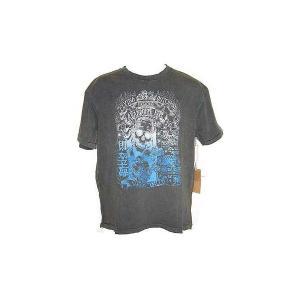 【SALE】SALVAGE 8SLK129 S/S TEE BLACK WASH サルベージ 8SLK129 S/S Tシャツ ブラックウォッシュ cio