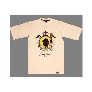 【SALE】SEAN JOHN S/S TEE LION White ショーンジョン S/S Tシャツ ライオン ホワイト cio