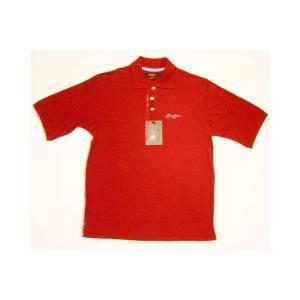 【SALE】SEAN JOHN S/S POLO Wine Red ショーンジョン S/S ポロシャツ ワインレッド cio