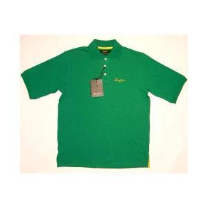 【SALE】SEAN JOHN S/S POLO Green ショーンジョン S/S ポロシャツ グリーン cio