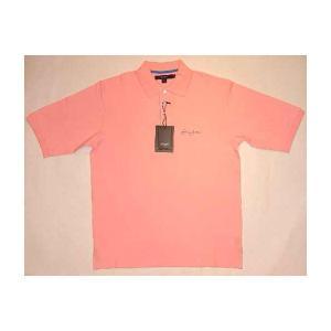 【SALE】SEAN JOHN S/S POLO Pink ショーンジョン S/S ポロシャツ ピンク cio