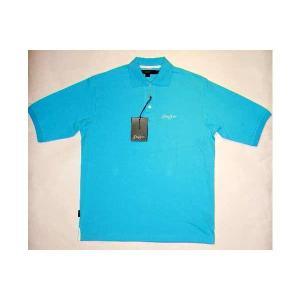 【SALE】SEAN JOHN S/S POLO Turquoise ショーンジョン S/S ポロシャツ ターコイズ cio