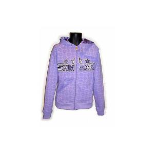 【SALE】SHMACK MONO HOODIE FULL ZIP PARKER Lavender シュマック モノ フーディー フルジップパーカー ラベンダー cio